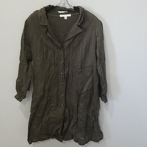 Cabi Got You Covered Style 341 & 342 Sz M Tunic